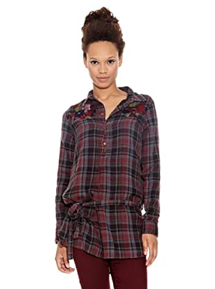 Desigual Camisa La Gardienne (Ceniza)