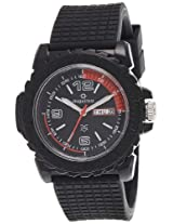 Maxima Analog Black Dial Men's Watch - 27282PPGW