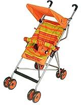 Sunbaby Trendy Baby Buggy (Orange)