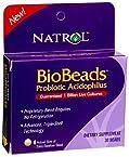 Natrol - Biobeads Probiotic Acidophilus 30 beads AD