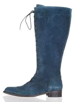 Vilagallo Bota Cordones (Azul)