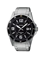 Casio Metal Fashion MTP-1291D-1A2VDF (A414) Watch - For Men