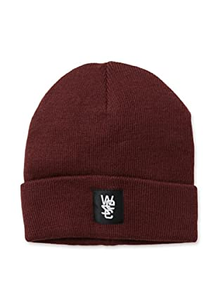 WeSC Men's Pancho Knitted Beanie (Andorra Red)