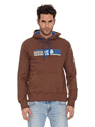 The Indian Face Sudadera Indian River (Marron Chocolate)