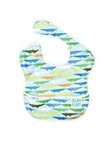 Bumkins Waterproof SuperBib, Crocs (6-24 Months)