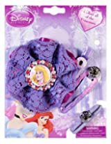 Disney Princess Aurora On Blue Crochet Hair Accessories