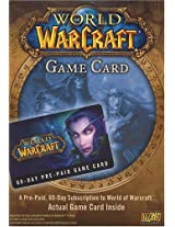 World of Warcraft 60 days Time Card (PC Code)