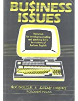 Business Issues: Materials for Developing Reading and Speaking Skills for Students of Business English (Materials for language practice])