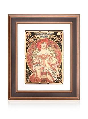 Chocolate Amatlier 1900, 16 x 20