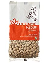 Pure & Sure Organic Kabuli Channa, 500g