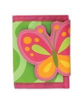 Stephen Joseph Butterfly Wallet, Multi Color