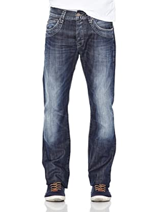 Pepe Jeans London Vaquero Rivet (Azul Grisáceo)