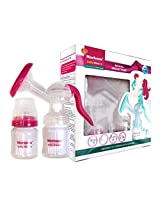 Baby Dreams MBD Manual Breast Pump (Pink)