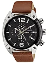 Diesel Analog Black Dial Men's Watch - DZ4296I