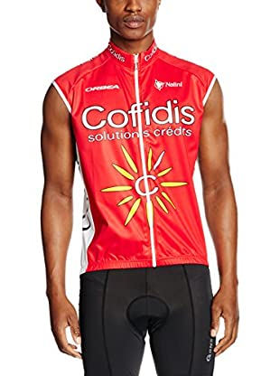 MOA Chaleco para Ciclismo Cofidis