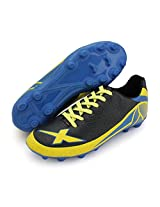 Vector X Killer ll 001 Football Shoes, Men's UK 7 (Black/Yellow)