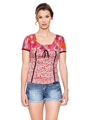 Mahal Camiseta Lazo (Multicolor)