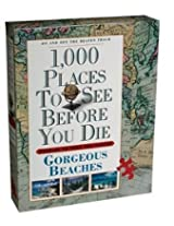 1000 Places To See Before You Die Puzzle - Gorgeous Beaches