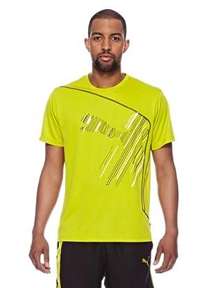 Puma T-Shirt Training Graphic 2 (citronelle)