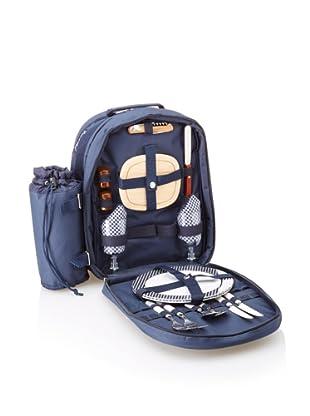 Picnic at Ascot Bold Picnic Backpack for 2