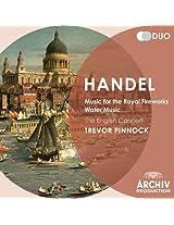 Handel: Music for the Royal Fi