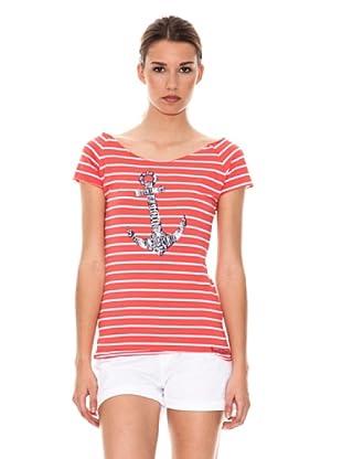 Pepe Jeans London T-Shirt Alene (Rot)