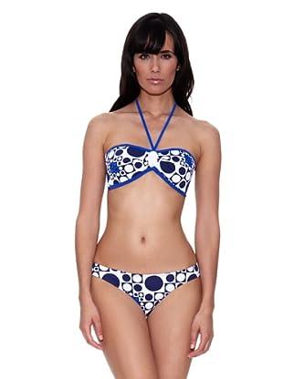 Bikini Ines (Azul)