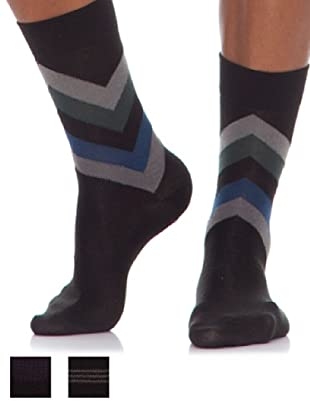 Springfield Calcetines Pack 3 Unid. Lana negro