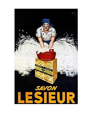 Savon Lesieur Giclée Canvas Print
