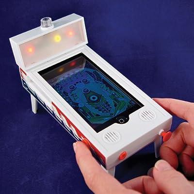 iPhone/iPod touch用ピンボールゲームアクセサリー「PINBALL MAGIC」:SP044