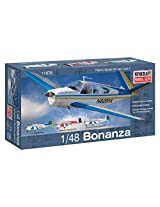 Minicraft Bonanza Airplane Model Kit (1/48 Scale)