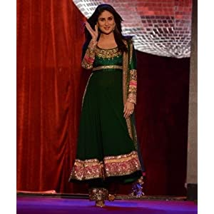 Fabiona Trends Kareena Kapoor Manish Malhotra Anarkali Suit