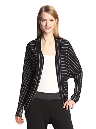 Tart Women's Jada Wrap (Stripe Black/White)