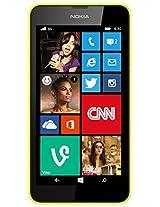 Nokia Lumia 630 (Single SIM, Yellow)