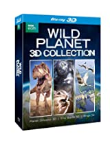Wild Planet 3D Collection [Blu-ray]
