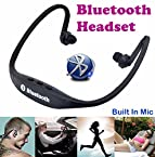 Gadget Hero's Sports Wireless Bluetooth Headset Headphone Earphone For Mobile Phone PC Tablet
