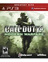 Call of Duty 4: Modern Warfare (PS3)