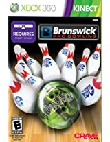 Brunswick Pro Bowling - Requires Kinect (Xbox 360)