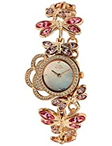 Titan Raga Analog Mother of Pearl Dial Women's Watch- 95011WM03J