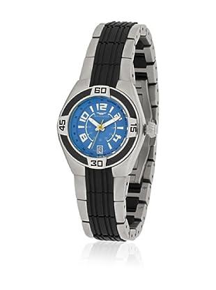 Sandoz Reloj 71570-03 Negro / Turquesa