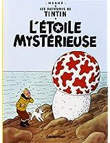TINTIN PETIT FORMAT 10ETOLE MYSTERIEUS (Aventures de Tintin)