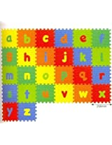 Kiddy Alphabet (a-z) Puzzle Mat-9007,26 Pcs