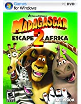 Madagascar 2: Escape 2 Africa (PC)