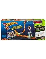 Hot Wheels Track Builder Auto-Blast Alley Track Set