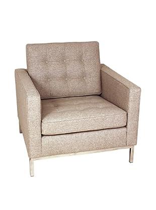 Stilnovo The Draper Armchair, Wheat