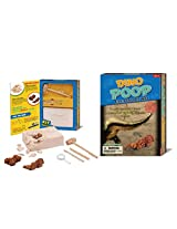 Dino Poop Dig Excavation Kit (Age 8+) Its Genuine Poop From A Million Years Ago!