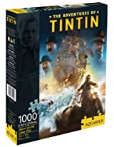 Aquarius The Adventures of Tintin 1000 Piece Jigsaw Puzzle