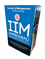 IIMA Business Books Collection - Lessons in Management: The Winning Way