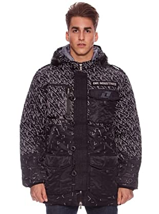 One Industries Chaqueta Scout (Negro / Blanco)