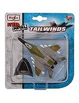 Maisto Fresh Metal Tailwinds MIG-29 Fulcrum Diecast Airplane Model